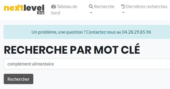 recherche-next-level